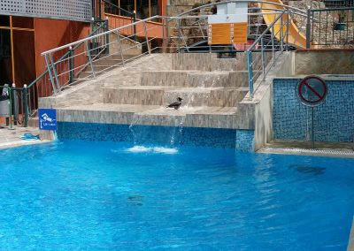 Реновиран басейн 05