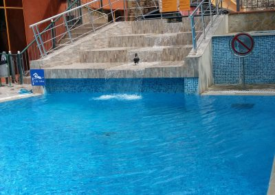 Реновиран басейн 06
