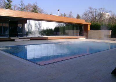Частен басейн с отопление 1