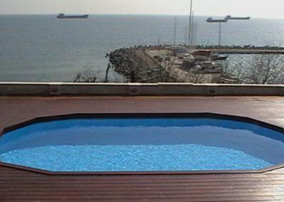 Частен басейн с отопление 3